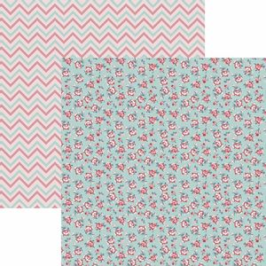 Papel-Scrapbook-Toke-e-Crie-SDF759-Dupla-Face-305x305cm-Rosas-com-Chevron-by-Ivy-Larrea