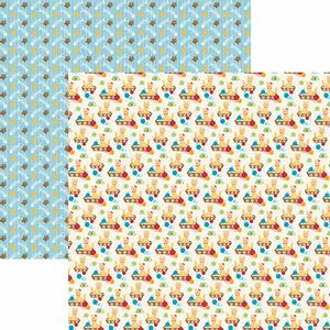 Papel-Scrapbook-Toke-e-Crie-SMB027-Dupla-Face-305x305cm-Pet-Gatos-by-Ivana-Madi