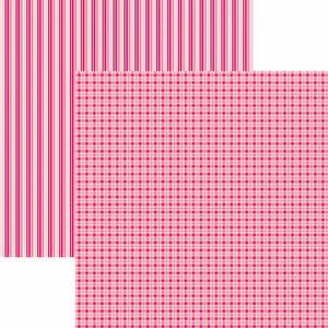 Papel-Scrapbook-Toke-e-Crie-KFSB489-Dupla-Face-305x305cm-Xadrez-e-Listras-Rosa-by-Mariceli