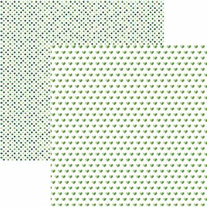 Papel-Scrapbook-Toke-e-Crie-KFSB496-Dupla-Face-305x305cm-Coracoes-e-Poa-Verde-by-Mariceli