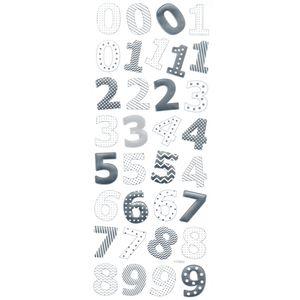 Adesivo-Foil-Metalizado-Toke-e-Crie-AD1842-Numeros-Prata