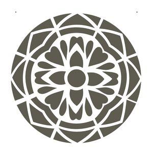 Estencil-OPA2280-Pintura-Simples-20X25-Mandala-I-Camada-I