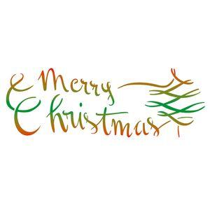 Stencil-OPA-2308-10x30cm-para-Pintura-Natal-Merry-Christmas