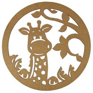 Mandala-Girafa-em-MDF-35x35cm---Palacio-da-Arte