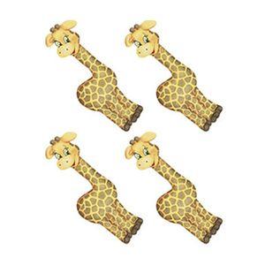 Aplique-Decoupage-Litoarte-APM3-199-em-Papel-e-MDF-3cm-Girafa