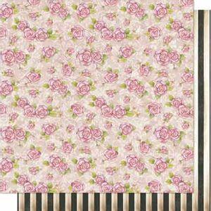Papel-Scrapbook-Litoarte-SD-631-Dupla-Face-305X305cm-Rosas