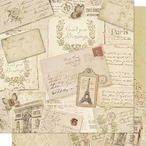 Papel-Scrapbook-Litoarte-SD-700-Dupla-Face-305X305cm-Cartas