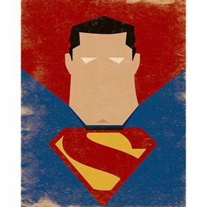Placa-Decorativa-Litoarte-DHPM-194-24x19cm-Super-Homem