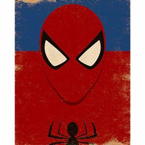 Placa-Decorativa-Litoarte-DHPM-201-24x19cm-Homem-Aranha
