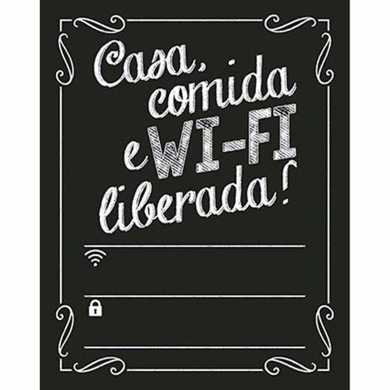Placa-Decorativa-Lousa-Litoarte-DHPM-281-24x19cm-Wi-Fi-Casa-Comida