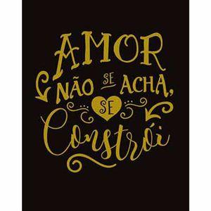 Placa-Decorativa-Lousa-Litoarte-DHPM-300-24x19cm-Amor-nao-se-Acha-se-Constroi