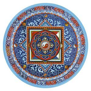 Placa-Decorativa-Litoarte-DHPM6-016-145x145cm-Mandala-Inglesa
