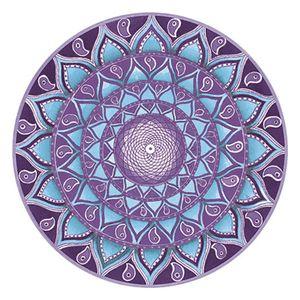 Placa-Decorativa-Litoarte-DHPM6-017-145x145cm-Mandala-Lilas