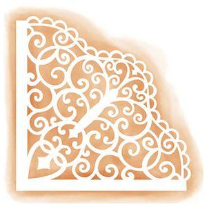 Stencil-Litoarte-STA-048-14X14cm-para-Pintura-Simples-Cantoneira-Rendado-Arabescos