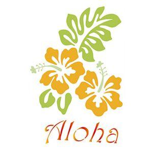 Stencil-Litoarte-ST-233-344x21cm-Pintura-Sobreposicao-Hibisco-e-Aloha-By-Rose-Ferreira