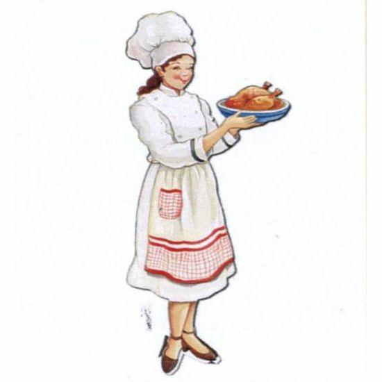 Aplique-MDF-Decoupage-Litocart-LMAM-042-em-Papel-e-MDF-7x7cm-Cozinheira