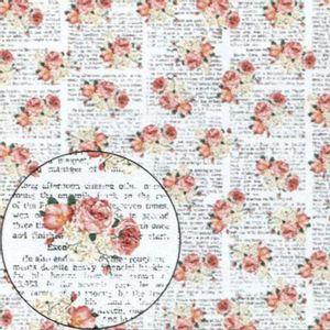 Papel-Scrapbook-Litocart-LSC-303-Simples-305x305cm-Rosas-e-Escritas