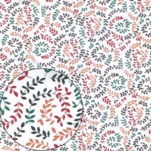 Papel-Scrapbook-Litocart-LSC-295-Simples-305x305cm-Folhas-Coloridas