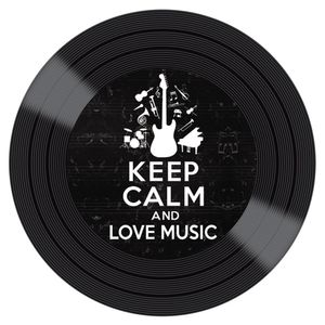 Placa-Decorativa-Litocart-LPDV-001-30x30cm-Disco-Vinil-Keep-Calm-And-Love-Music