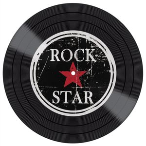 Placa-Decorativa-Litocart-LPDV-002-30x30cm-Disco-Vinil-Rock-Star