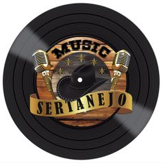 Placa-Decorativa-Litocart-LPDV-011-30x30cm-Disco-Vinil-Music-Sertanejo