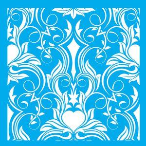 Stencil-Litocart-LSPG-020-30x30cm-Pintura-Simples-Azulejo-Coracao