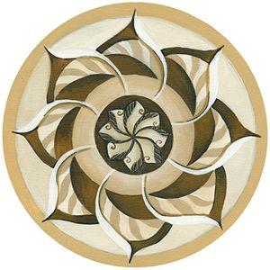 Stencil-Litoarte-STQG-002-30x30cm-Pintura-Simples-Mandala-Flor