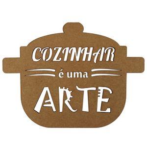 Aplique-em-MDF-15x20cm-Cacarola-Cozinhar-e-uma-Arte---Palacio-da-Arte
