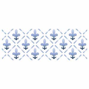 Stencil-Litoarte-STP-091-17x65cm-Pintura-Simples-Estampa-Flor-de-Lis