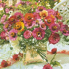 Guardanapo-Decoupage-Toke-e-Crie-GUA200375-2-unidades-Flores-Graciosas