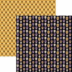 Papel-Scrapbook-Toke-e-Crie-SMB040-Dupla-Face-305x305cm-Halloween-Caveiras-Coloridas-by-Ivana-Madi