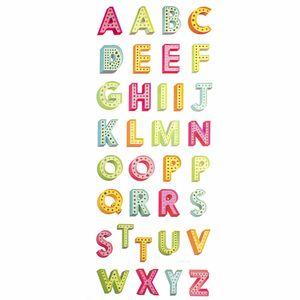 Adesivo-Luxo-de-Glitter-Toke-e-Crie-AD1852-Alfabeto-Maiusculo