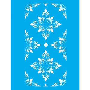 Stencil-Litocart-LSM-069-20x15cm-Pintura-Simples-Estampa-Colonial