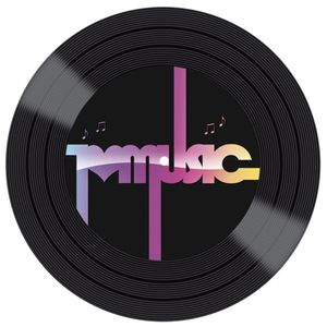 Placa-Decorativa-Litocart-LPDVP-007-20x20cm-Disco-Vinil-I-Love-Music
