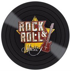 Placa-Decorativa-Litocart-LPDVP-010-20x20cm-Disco-Vinil-Rock---Roll