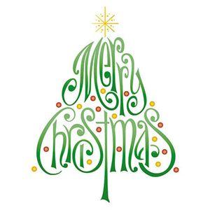Stencil-Litoarte-Natal-STMN-006-172x21cm-Pintura-Simples-Pinheiro-Merry-Christmas