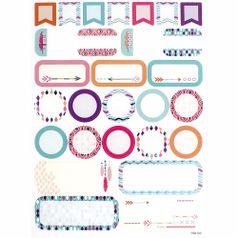 Adesivo-Organizador-Toke-e-Crie-AD1877-Mini-Lembretes-4-Unidades