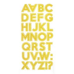 Adesivo-Glitter-Toke-e-Crie-AD1884-Alfabeto-Maiusculo-Dourado-2-Unidades