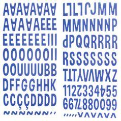 Adesivo-E.V.A.-Toke-e-Crie-ADF1602-Alfabeto-Maiusculo-Azul-Royal-2-Unidades-by-Flavia-Terzi