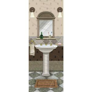Papel-Decoupage-Arte-Francesa-Litoarte-AFP-081-25x10cm-Banheiro-Pia-e-Espelho