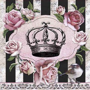 Papel-Decoupage-Adesiva-Litoarte-DAXV-021-15x15cm-Rosas-e-Coroa