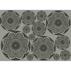 Papel-Decoupage-Litocart-LD-891-34x48cm-Mandala-Cinza