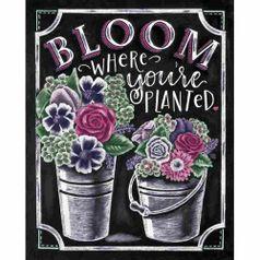 Placa-Decorativa-Litocart-LPMC-121-245x195cm-Bloom-Where-You-Re-Planted