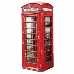 Aplique-Decoupage-Litocart-LMAPC-428-em-Papel-e-MDF-10cm-Telefone-Londres