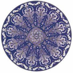 Aplique-Decoupage-Litocart-LMAPC-419-em-Papel-e-MDF-10cm-Mandala-Medieval