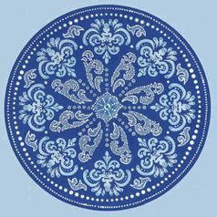 Adesivo-Decoupage-Redondo-Litocart-LAR-0205x205cm-Mandala-Arabescos