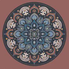 Adesivo-Decoupage-Redondo-Litocart-LAR-018-205x205cm-Mandala-Floral