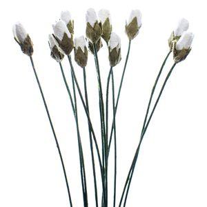 Flores-Artesanais-Mini-Botoes-Toke-e-Crie-FLOR175-Branco-Colecao-Delicada