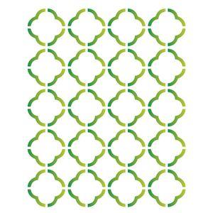 Stencil-Opa-15x20cm-para-Pintura-Simples-OPA1214-Estamparia-Grade-Flor
