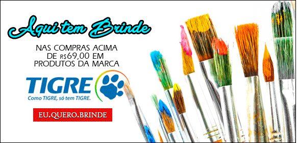Banner Gordinho Brinde Tigre